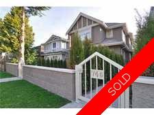Marpole Half Duplex for sale:  4 bedroom 1,238 sq.ft. (Listed 2013-08-01)