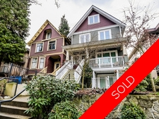 Kitsilano Townhouse for sale:  4 bedroom 1,481 sq.ft. (Listed 2016-01-15)